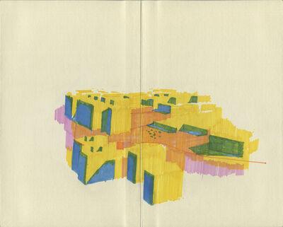 Razvan Anton, 'The Geography Notebook', 2013