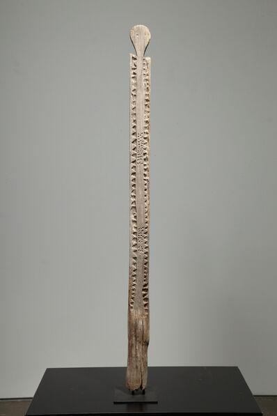 Unknown African, 'Mijikenda Tribe Vigango 4', 19th Century