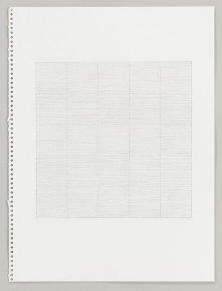 Rudolf de Crignis, 'Painting #93005', 1993