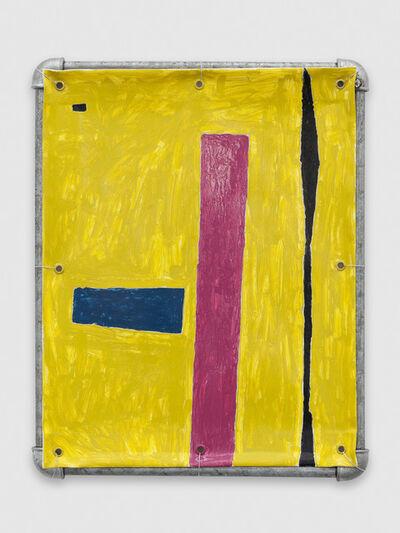 Valentin Carron, '5 Hammer Blows', 2014