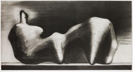 Henry Moore, 'Stone Reclining Figure', 1979-1980