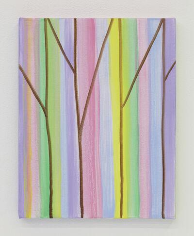 Benjamin Butler, 'Pastel Forest', 2012