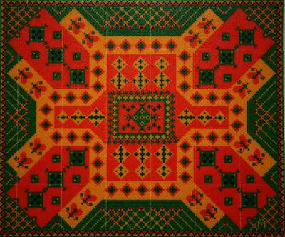 """Alpana Mittal """"Tejaswini"""", 'Dream Reflections #03', 2013"""