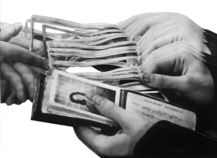 Karin Fisslthaler, 'Kristall (What is money V /A)', 2015