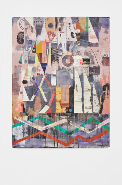 John Murray, 'Crossed Wires', 2020
