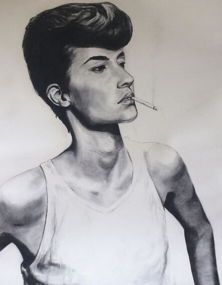 Karianne Spens-Hanna, 'Androgeny', 2012