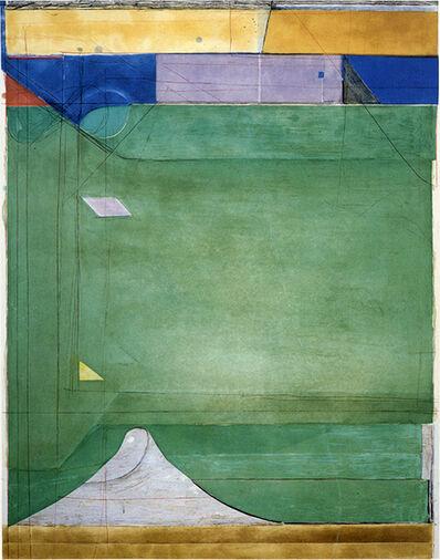 Richard Diebenkorn, 'Green', 1986