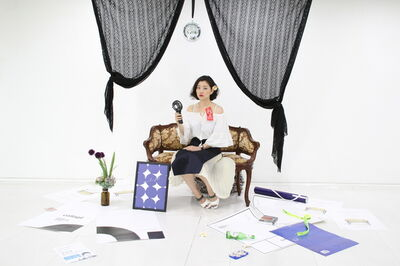BBREKA(Shin Jae-eun + Choi Jin-youn), 'Photo Studio for One Person Households', 2016-2019