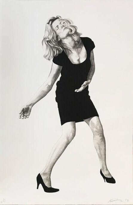 Robert Longo, 'Barbara', 1998