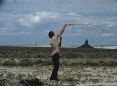 Paul Kos, 'Roping Boar's Tusk', 1971