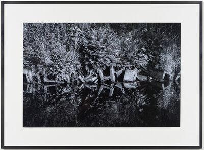 Zoe Childerley, 'The River Sark, Anglo-Scottish border', 2014