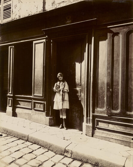 Eugène Atget, 'Versailles, Maison Close, Petit Place, Mars 1921 (Brothel, Versailles, Petit Place, March 1921)', 1921
