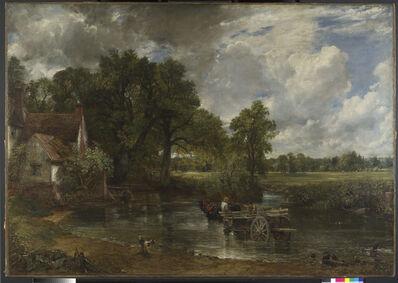 John Constable, 'The Hay Wain', 1821