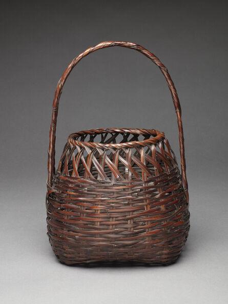 Wada Waichisai II, 'Untitled Flower Basket', 1904-mid 1920s