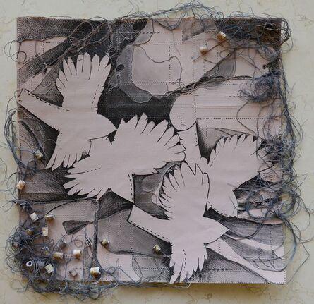 Somaya Abdulghani, 'Threads of Knowledge', 2015