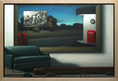 Michael Chapman, 'Land of Milk & Honey & Petroleum', 2015