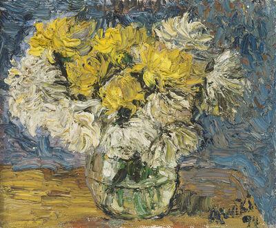 Awiki, 'Flowers still life', 1994