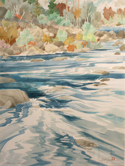 Ted Godwin, 'Castle River'