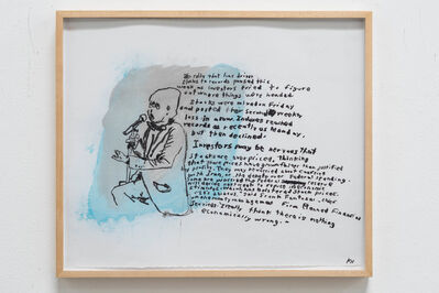 Kathleen Henderson, 'I Really Think There Is Nothing Economically Wrong', 2014
