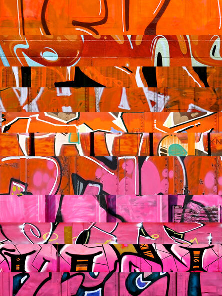 Nicola Katsikis, 'Crooked Steps', 2015