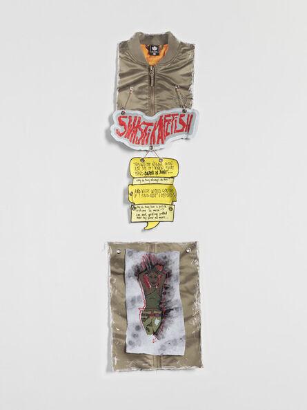 Juliana Huxtable, 'Swastikafetish', 2017