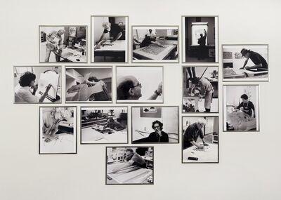 Sidney Felsen, 'The Artist Observed', 1970-2013
