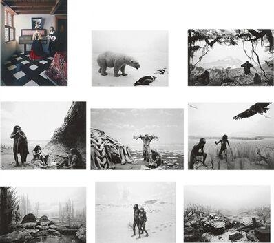 Hiroshi Sugimoto, 'The Origins of Love (9 works), 2004', 2004
