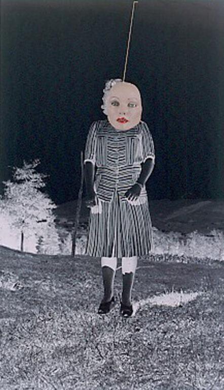 Carmen Calvo, 'He dejado abiertas las contraventanas', 2003