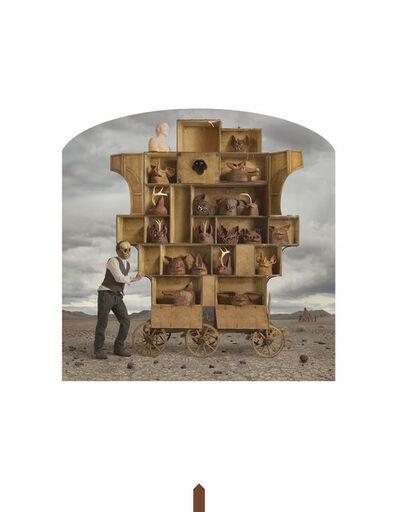 Kahn & Selesnick, 'Extinction Cabinet', 2016