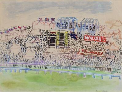 Raoul Dufy, 'Le Champ de Courses à Epsom', 20th Century