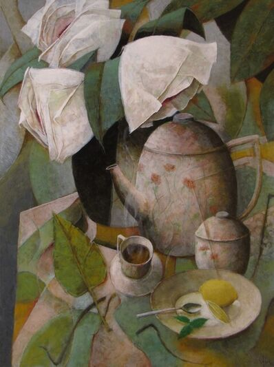 Pierre Lefebvre, 'Pink Tea Set', 2021