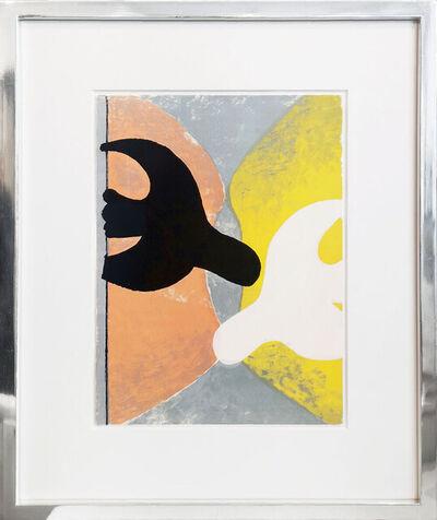 Georges Braque, 'Die Rückkehr der Vögel - Resurection de l´oiseau', 1958