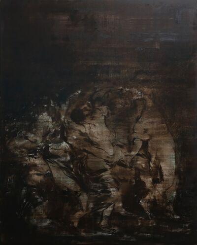 Jake Wood-Evans, 'The Feast of Venus, after Rubens, part two', 2019
