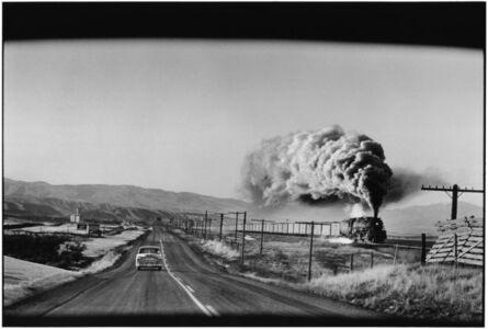 Elliott Erwitt, 'Wyoming, 1954', 1954