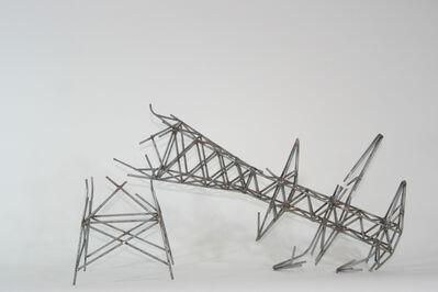 Iván Hurtado, 'Torre caida', 2015