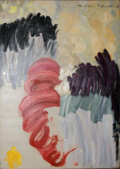 Buffie Johnson, 'Pentecost', 1958