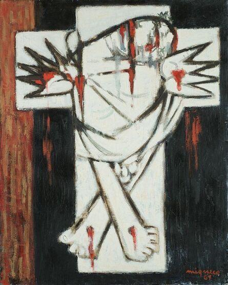 Giuseppe Migneco, 'Crocifissione', 1961