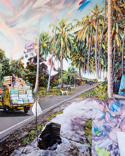 Kevin Chin, 'Hole in Paradise', 2017