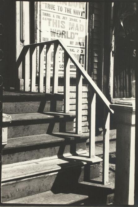 Walker Evans, 'Movie Poster, New York City', 1930