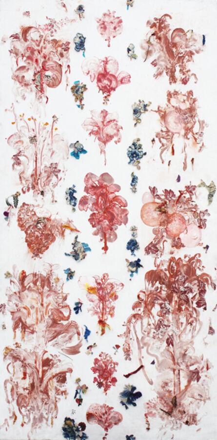 Christian de Laubadère 麓幂, 'The Flush of Flowers # 2', 2014