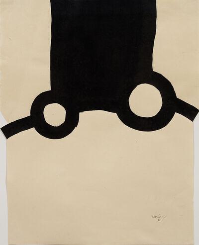 Eduardo Chillida, 'Sin título (Untitled)', 1986