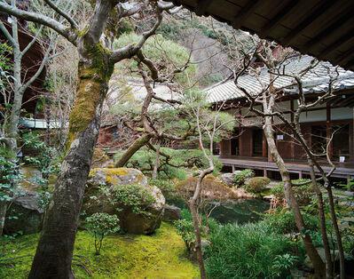 Jacqueline Hassink, 'Eikan-dō 3 East Kyoto 3 March 2009 (8:00–9:00)', 2009