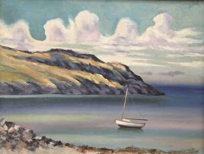 Charles De Carlo, 'Monhegan, Maine', ca. 1960
