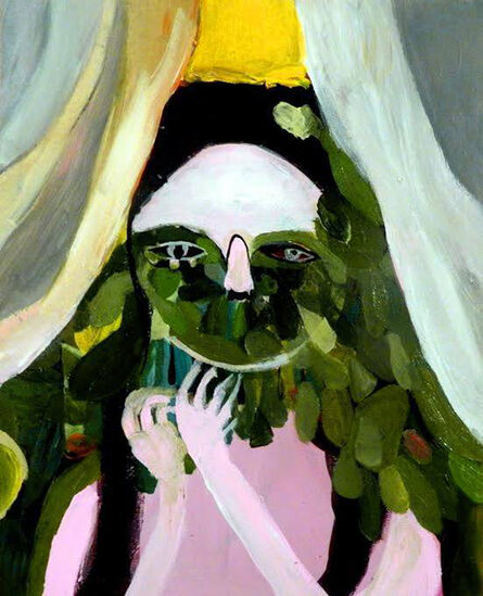 Silvia Argiolas, 'Donna alla Finestra', 2015