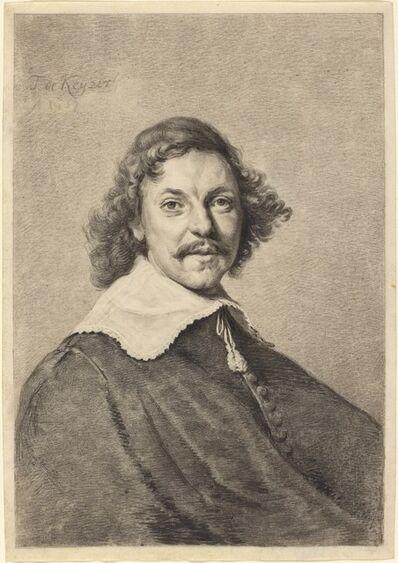 Thomas de Keyser, 'Portrait of a Man', 1657