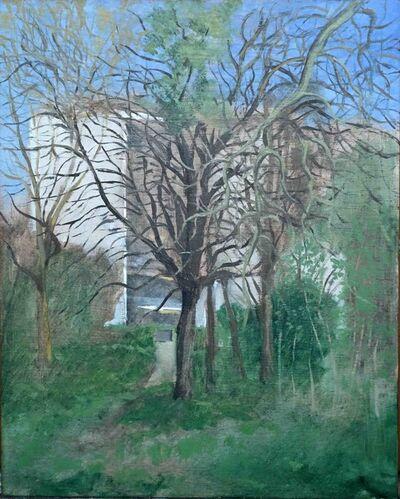 Jean-Baptiste Marot, 'Bois de Vincennes 4, Paris', 2017