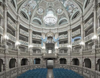 David Burdeny, 'Reggia di Caserta Theatre, Caserta, Italy', 2016