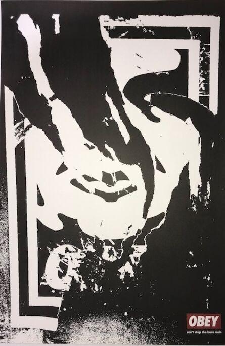 Shepard Fairey, 'Ripped ', 2002