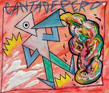 Bruno Donzelli, 'CantaDepero', 1988
