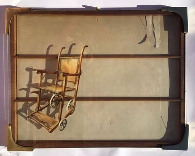 Jemimah Patterson, 'LIFE CHAIRS: Walk With Me, I Won't Let You Fall', 2020